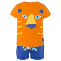 Prévente - Animal Crew - Ensemble short et t-shirt