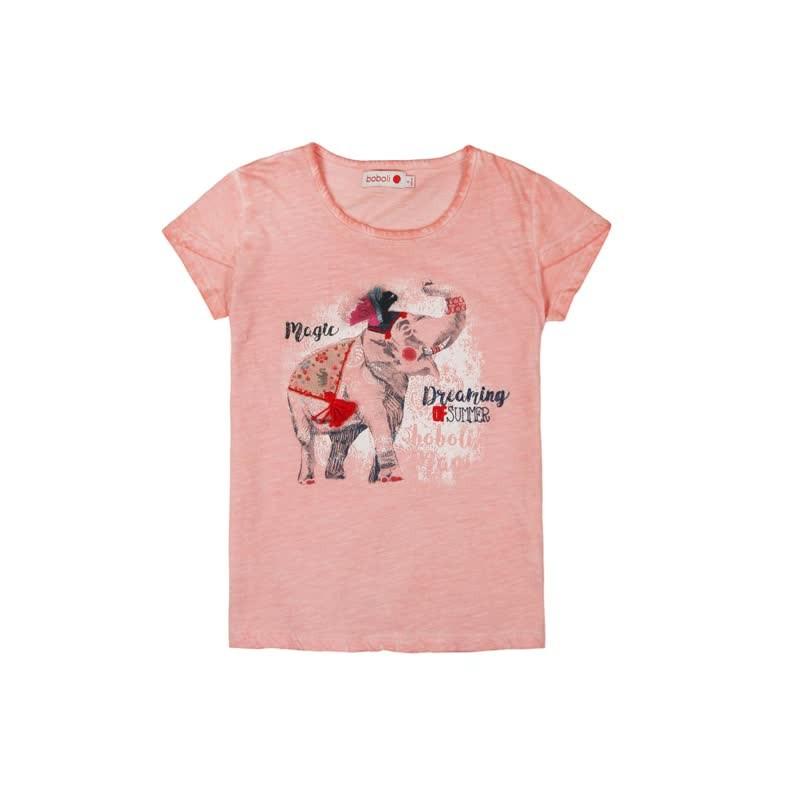 Cultural Mix - t-shirt saumon ad254e89c5d1