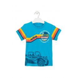 Prévente - Holidays - T-shirt turquoise