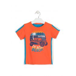 Prévente - Holidays - T-shirt orange