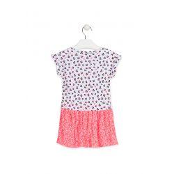 Prévente - Pink - Robe à jupe rose