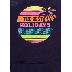 Prévente - Holidays - Robe marine