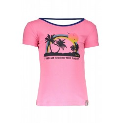B.Nosy - T-shirt rose gomme...