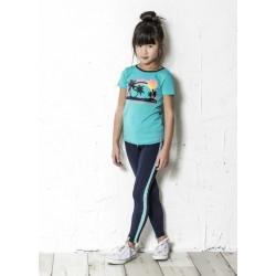 B.Nosy - T-shirt turquoise...