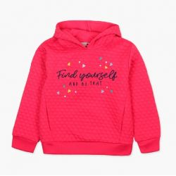 Prévente - California Dreams - Sweatshirt framboise