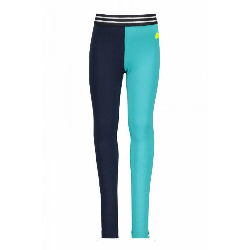 Prévente - B.Nosy - Legging marine et turquoise