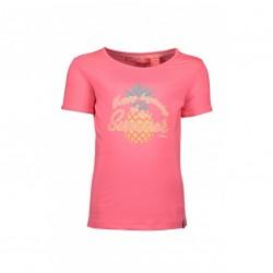 B.Nosy - t-shirt rose bonbon