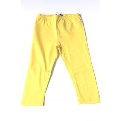 Basic - Legging jaune