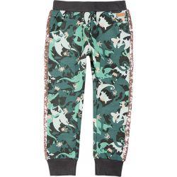Prévente -Gold Crown - Pantalon en molleton imprimé armée