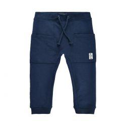 Prévente - Pantalon en molleton marine