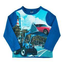 Prévente - T-shirt imprimé tracteur