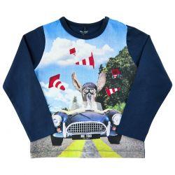 Prévente - T-shirt imprimé voiture