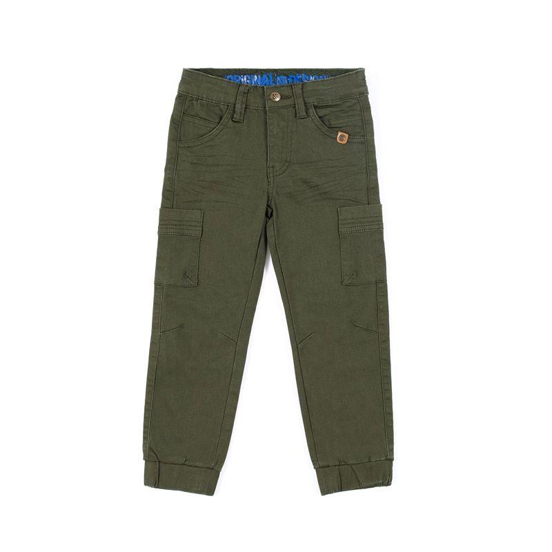 Prévente - Pantalon jogger vert forêt