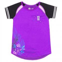 Prévente - Dance Académie - t-shirt athlétique mauve
