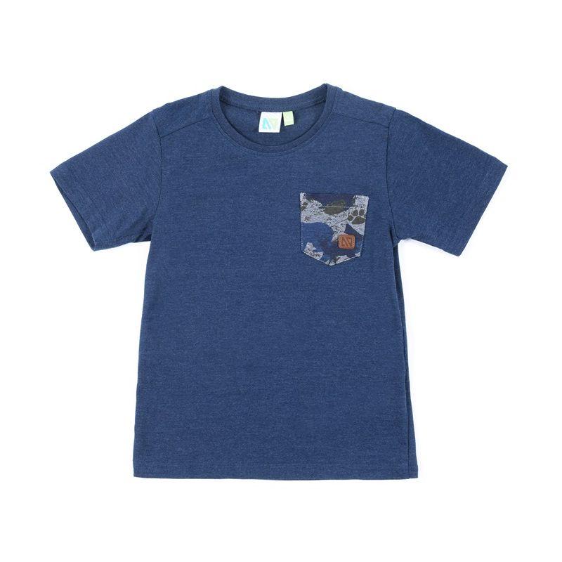 Prévente - T-shirt promo marine