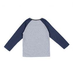 Prévente - T-shirt gris raton-laveur