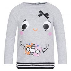 Prévente - Play Radio - Robe gris chiné