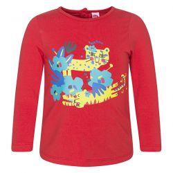 Prévente - Crazy Tiger - T-shirt rouge