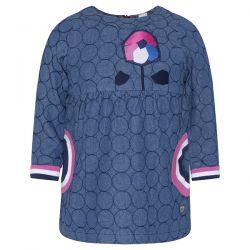 Prévente - Dream Pink - Robe en denim