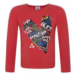 Prévente - Creative - T-shirt rouge