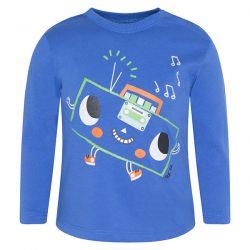 Prévente - Play Radio - T-shirt bleu