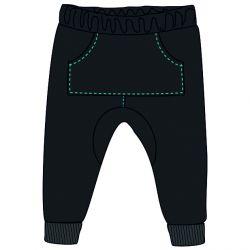 Prévente - Crazy Tiger - Pantalon en molleton charcoal
