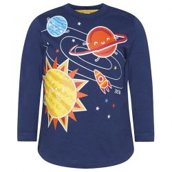 Prévente - The Universe - T-shirt marine