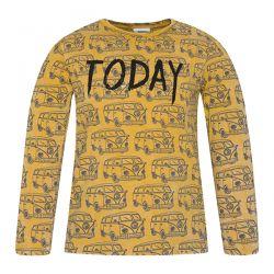 Prévente - Veggie Van - T-shirt moutarde