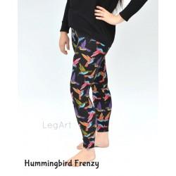 Legging Hummingbird Frenzy