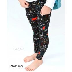 Legging enfant Math'moi