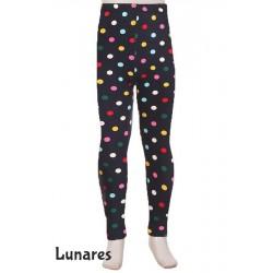 Legging Lunares