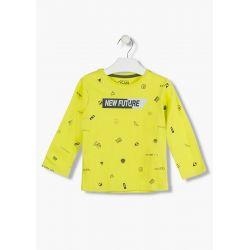 Prévente - New Futur - T-shirt pistache