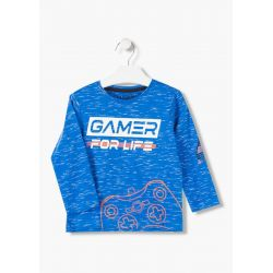 Prévente - Space Game - T-shirt bleu