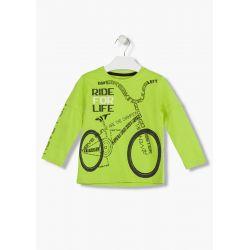Prévente - Have fun - T-shirt vert