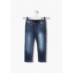 Prévente - Space Game - Jeans bleu