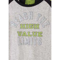Prévente - Fast - T-shirt gris