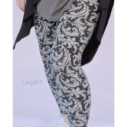 Legging capri Baroque