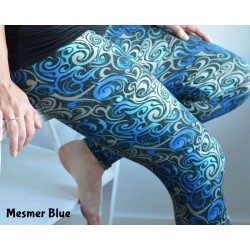Legging Mesmer Blue