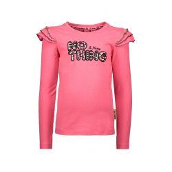 Prévente - On The Road - T-shirt shocking pink