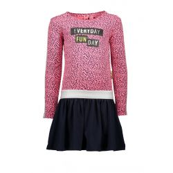 Prévente - B. A Panther - Robe imprimé pink panther