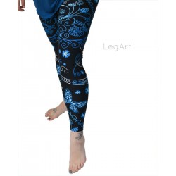Legging enfant Flying Blue
