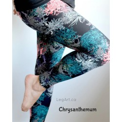 Legging enfant Chrysanthenum