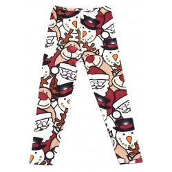 Legging enfant Christmas Time