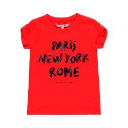 Prévente - By The Sea - T-shirt rouge