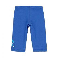 Prévente - Blue and Green - Legging capri klein