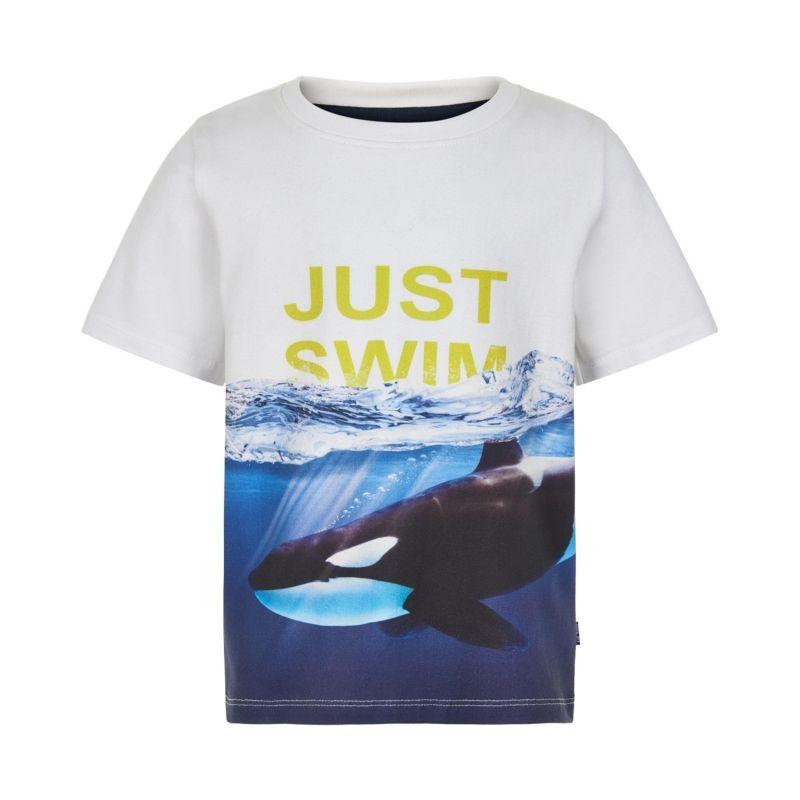 Prévente - Metoo - T-shirt imprimé épaulard