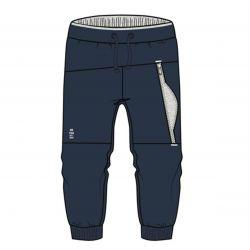 Prévente - Metoo - Jogger en coton français dress blue