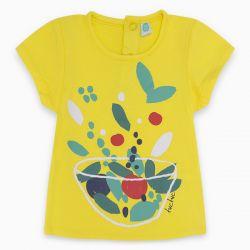 Prévente - Healthy Life - T-shirt jaune