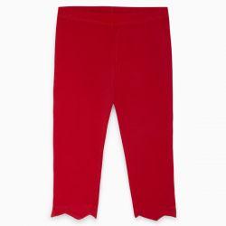 Prévente - Basic - Legging capri rouge