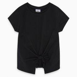 Prévente - Basic - T-shirt noir avec boucle